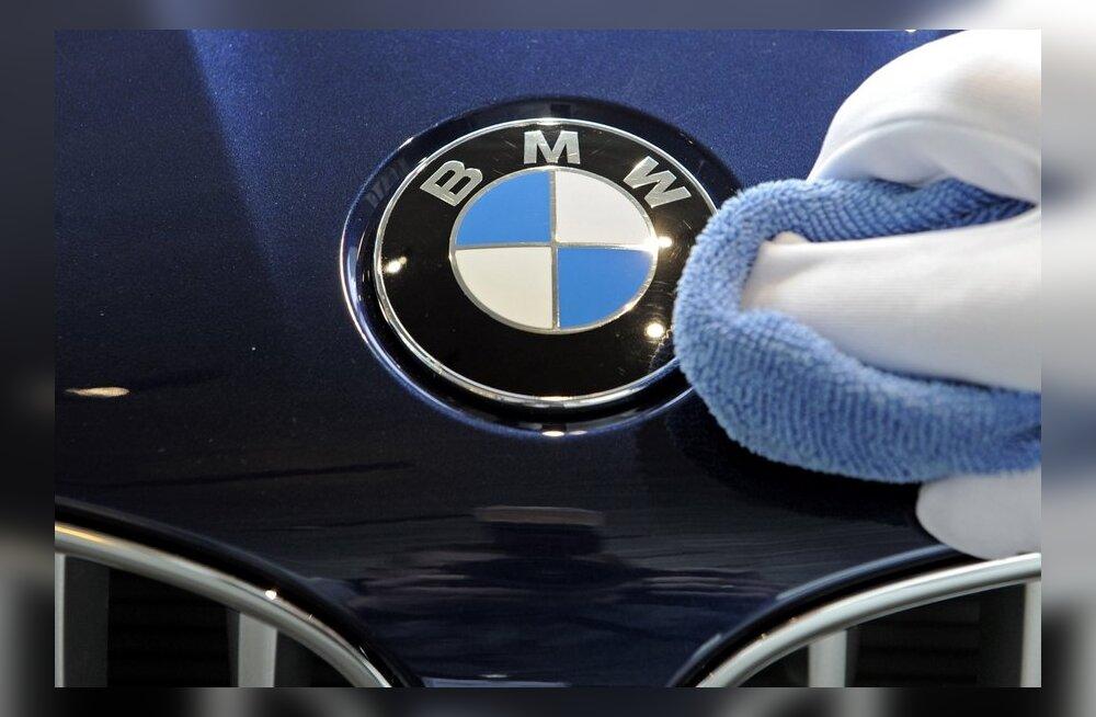 """Esimene """"pärisnimega"""" BMW valmib Inglismaal?"""