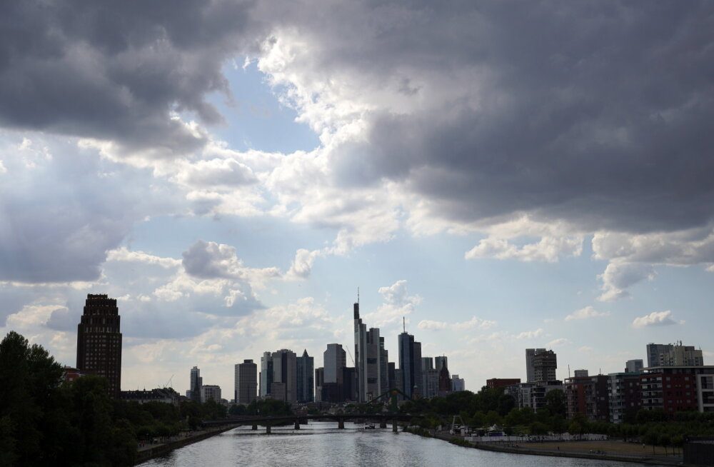 Keskpank: Saksamaa pangad peaksid valmistuma maksejõuetuse laineks