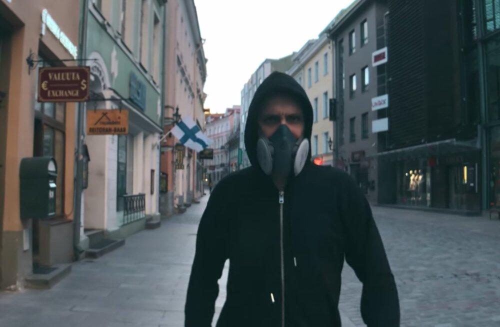 """Проект """"Изолента"""": """"Один, но не в одиночестве"""" — новый клип рэпера Qualiman"""