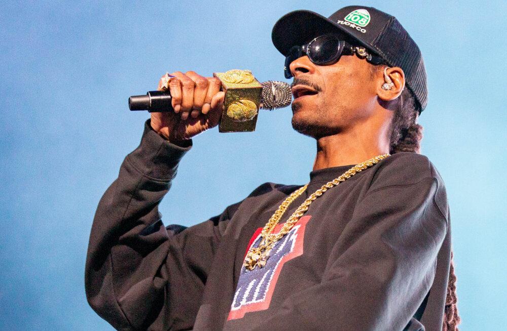 Piinlik! Snoop Dogg arvab, et suitsetas Kurt Cobainiga koos marihuaanat