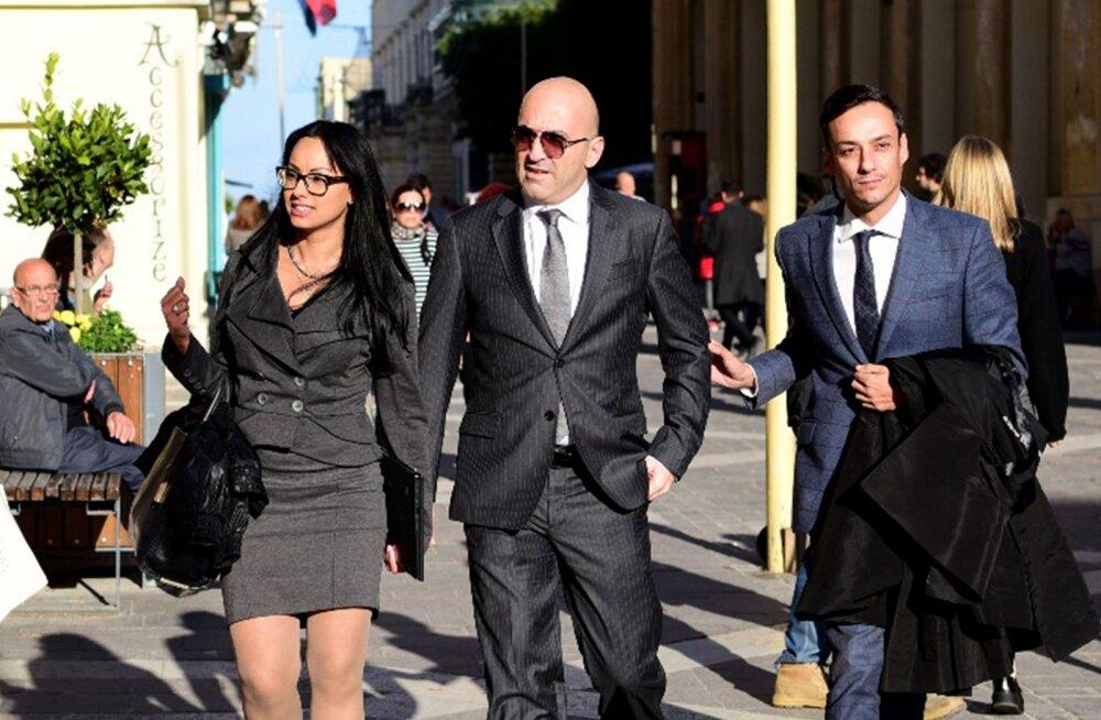 Malta rikkur sai süüdistuse ajakirjaniku mõrvajuurdluses