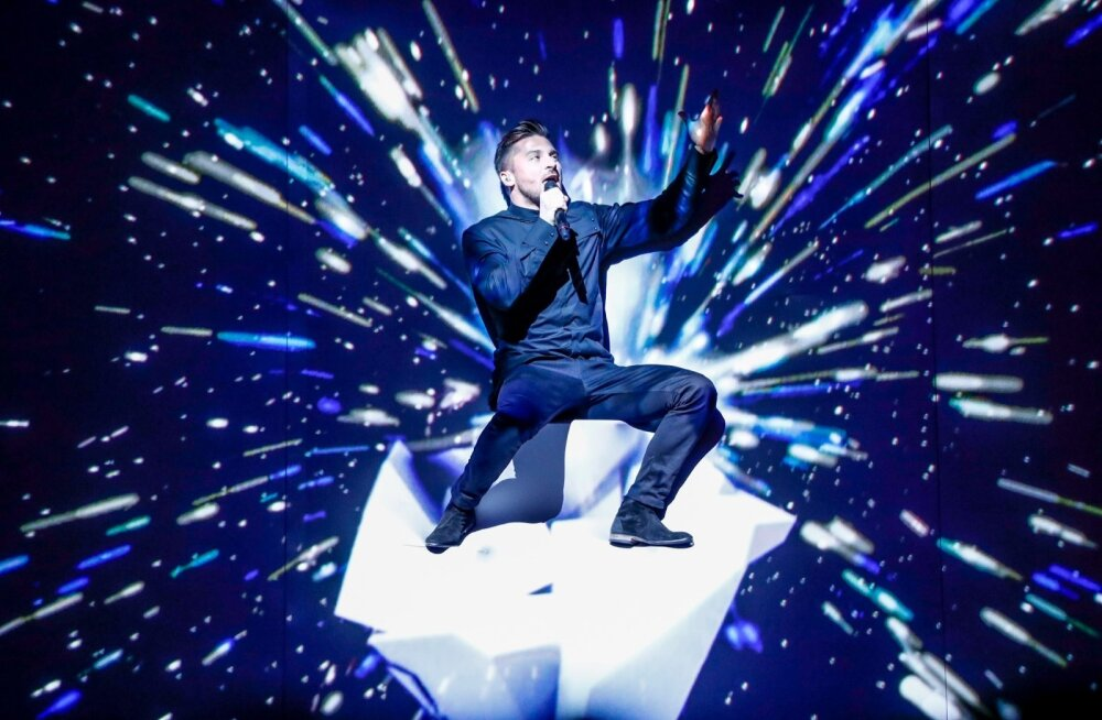 "18. Sergei Lazarev – ""You Are The Only One"" (Venemaa)"