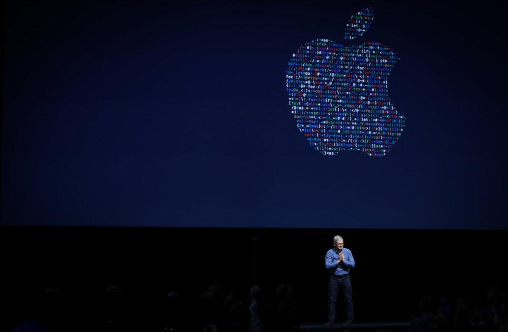 Apple`i uus verstapost: äsja müüdi miljardes iPhone