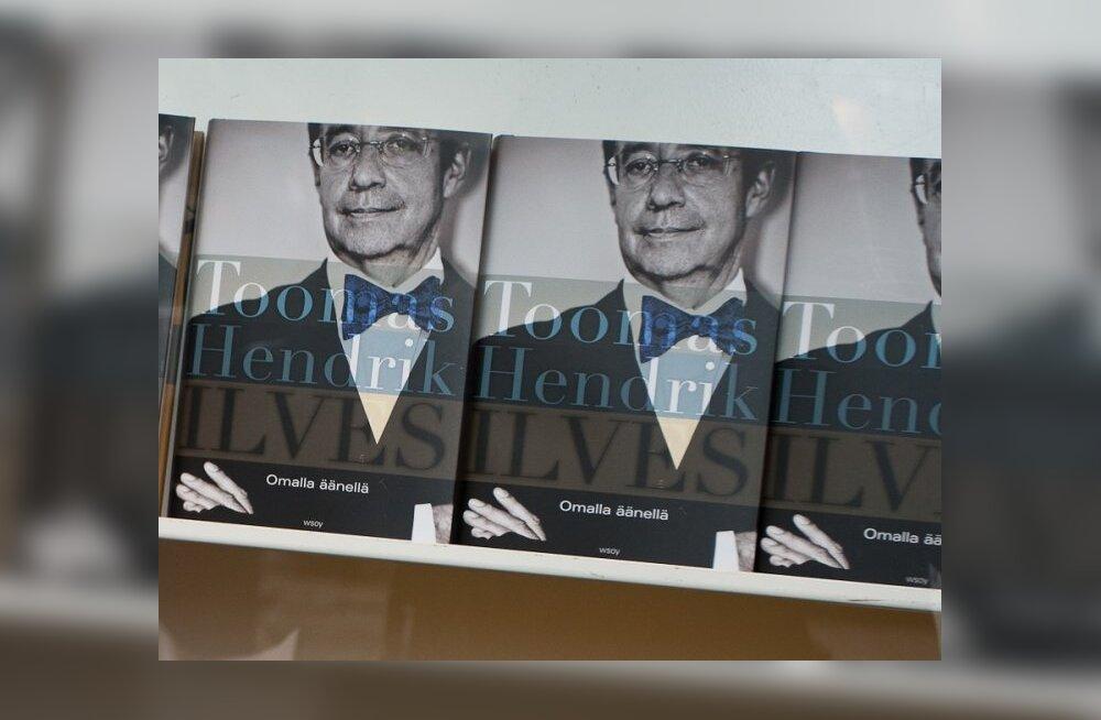 President Ilvesest ilmub Eestis avameelne raamat