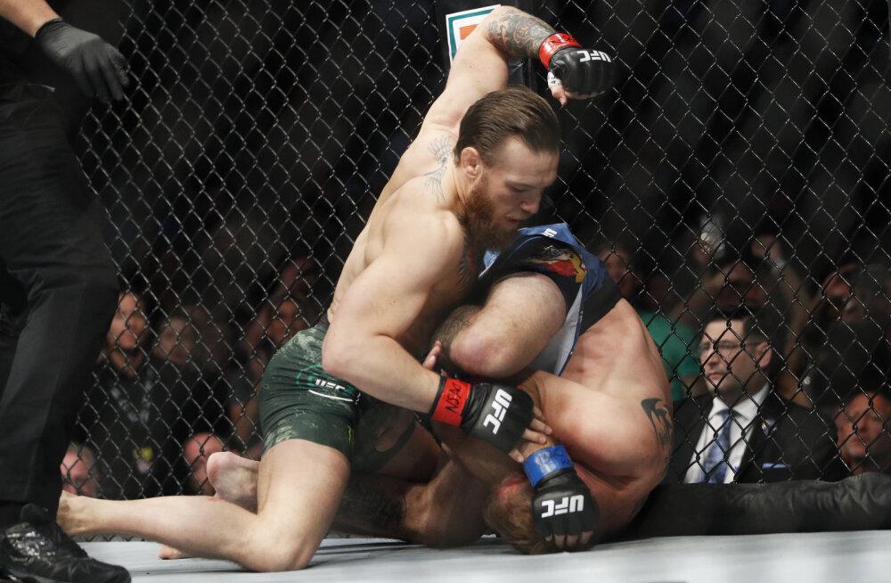 """Conor McGregorilt armutult peksa saanud """"Kauboi"""": teadsin seda juba kaks päeva varem"""