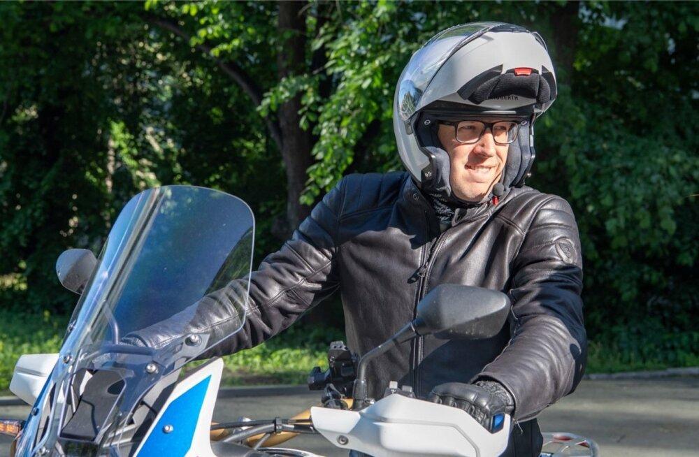 Oktoobris saab ETV vahendusel kaasa elada Johannes Tralla suursõidule mootorrattal läbi Euroopa.