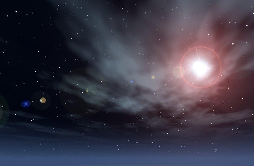 Maa liigub juba 33 000 aastat läbi radioaktiivse tolmu pilve