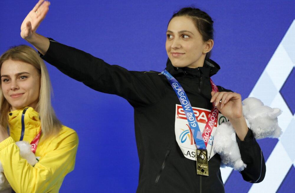 Venelannast maailmameister kritiseeris Venemaa spordijuhte: mis tegelikult 2015. aastal juhtus?