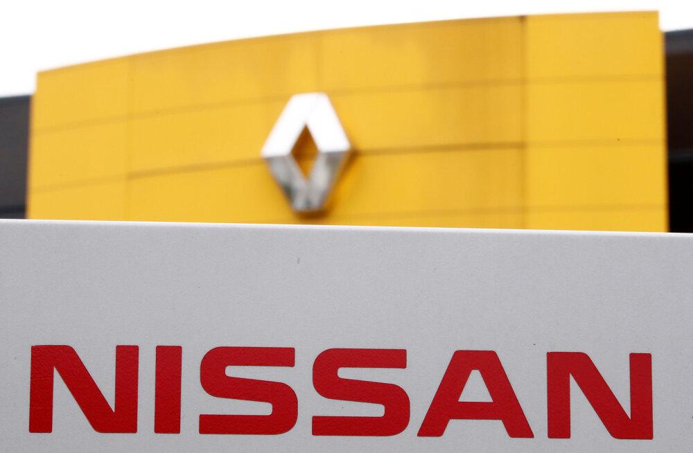 Pariis informeeris Tokiot soovist panna Renault ja Nissan kokku