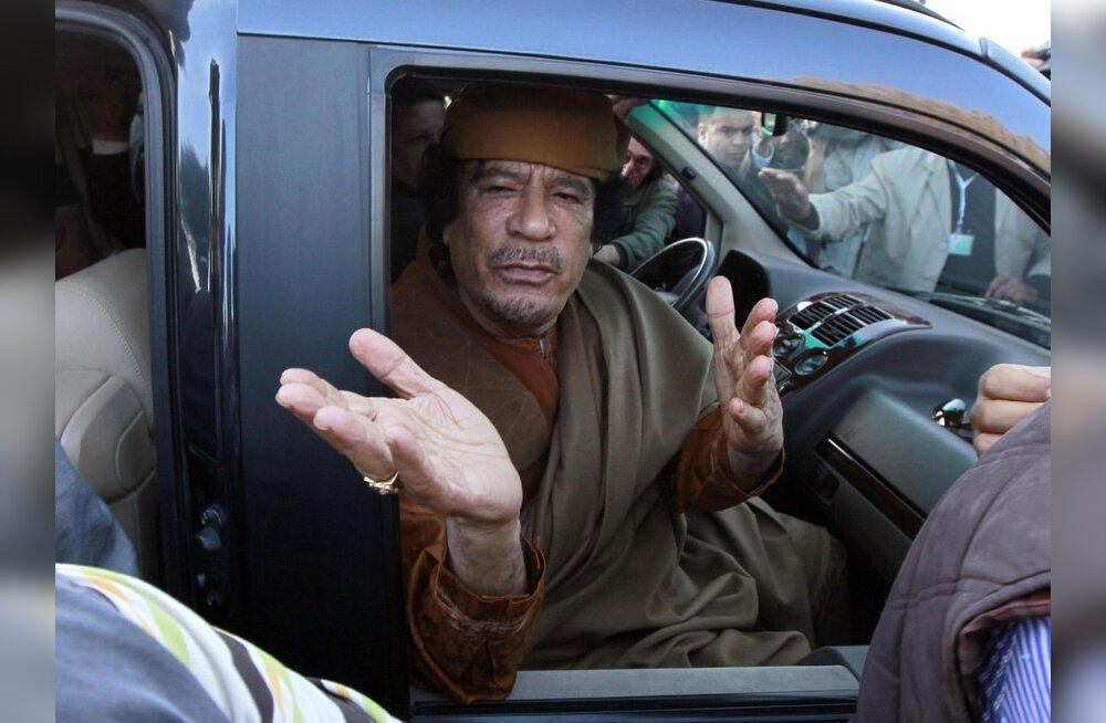 Nicaragua on valmis pakkuma Gaddafile poliitilist varjupaika