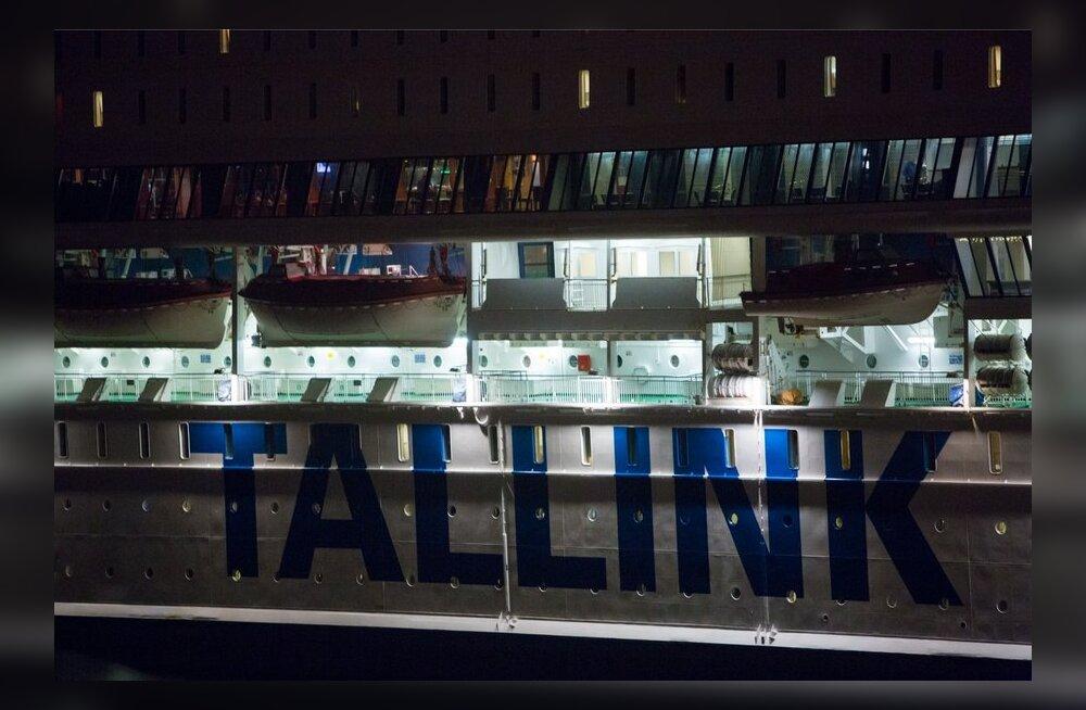 Tallink: töötajate hoiatusstreik on ebaseaduslik