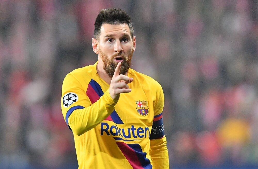 Lionel Messi: ma ei vahetaks ühtegi oma senist saavutust maailmameistritiitli vastu