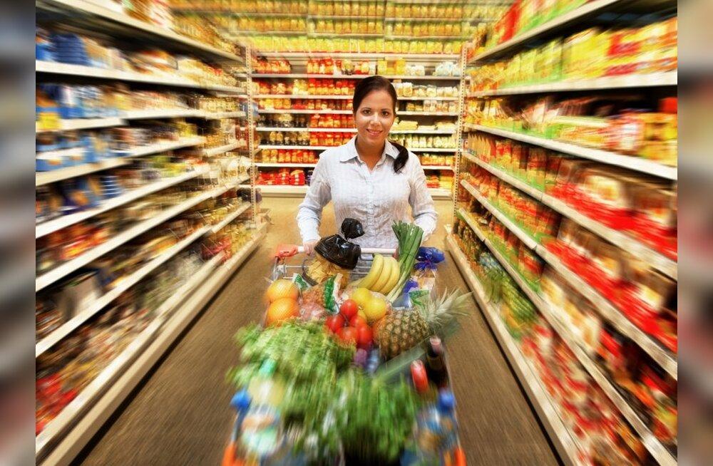 Tuletame meelde: 15 nippi, mille abil supermarketid sind raha kulutama panevad