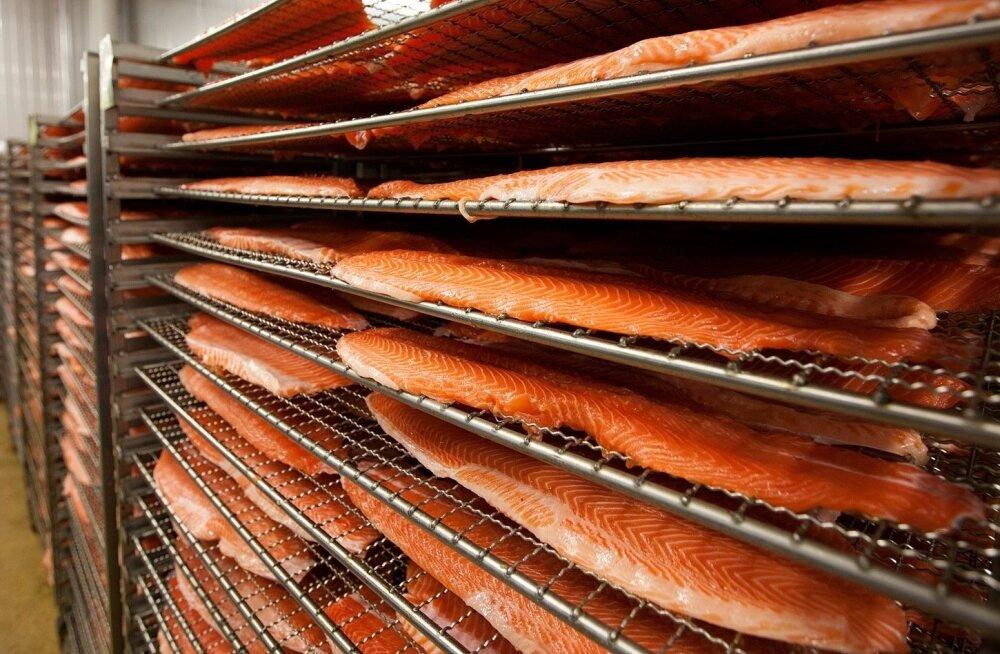 M.V.Wool переводит производство лосося и форели горячего копчения на завод в Харку
