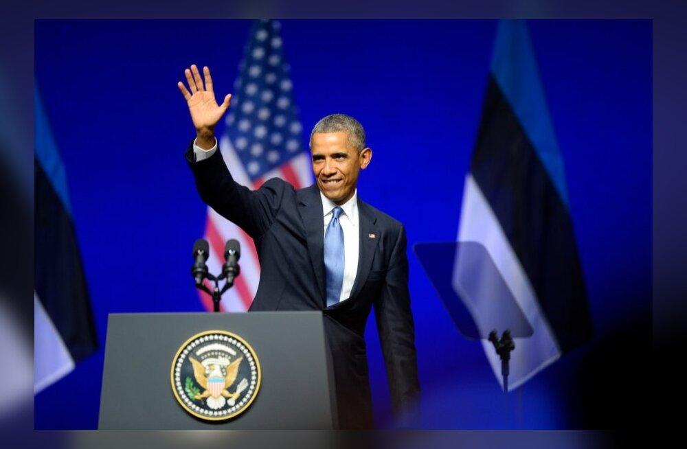 PRESIDENTIDE HEITLUS: Kelle viimane pidu on parem? Obama korraldab Valge Maja aias Ilvese eeskujul hoovifestvali