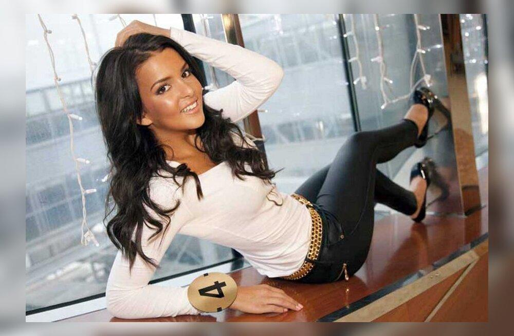 У новой Мисс Финляндия на счету всего 1 евро!