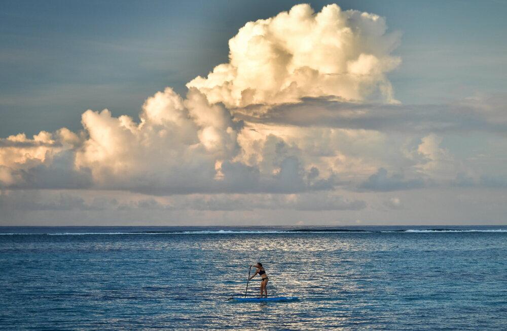 Meie planeedi ookeane õgib Maa ise
