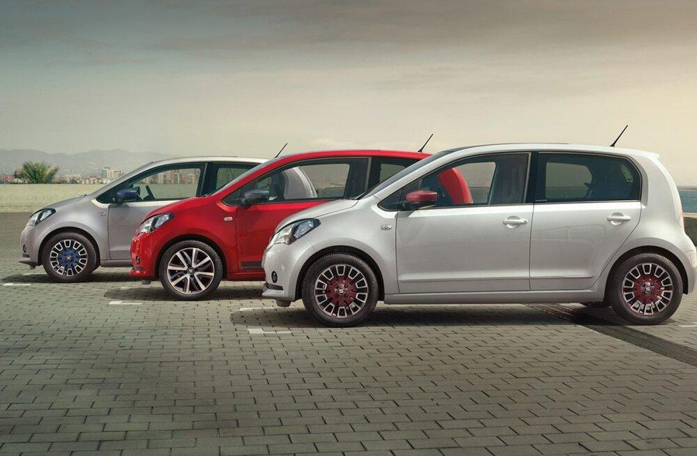 Seat tahab pidevalt kasumis olla ja toob turule neli uut automudelit