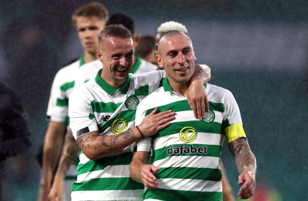 Glasgow Celtic kohtumises Sarajevoga.