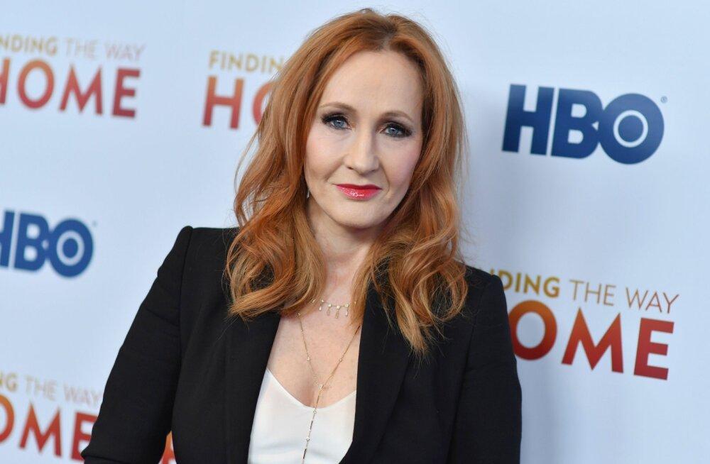 J.K. Rowlingu endine abikaasa: ma lõin teda ja ei kahetse