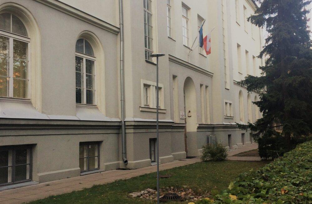 Keskkonnaagentuur asus koos Tartu koolidega õhu kvaliteeti uurima