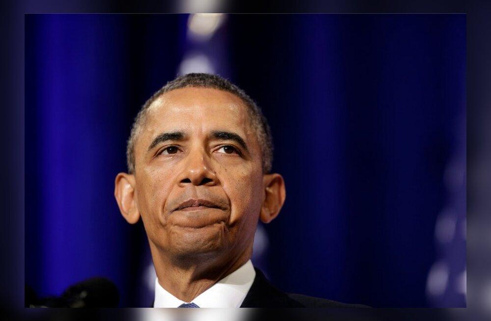 President Obama: kanep ei ole ohtlikum kui alkohol