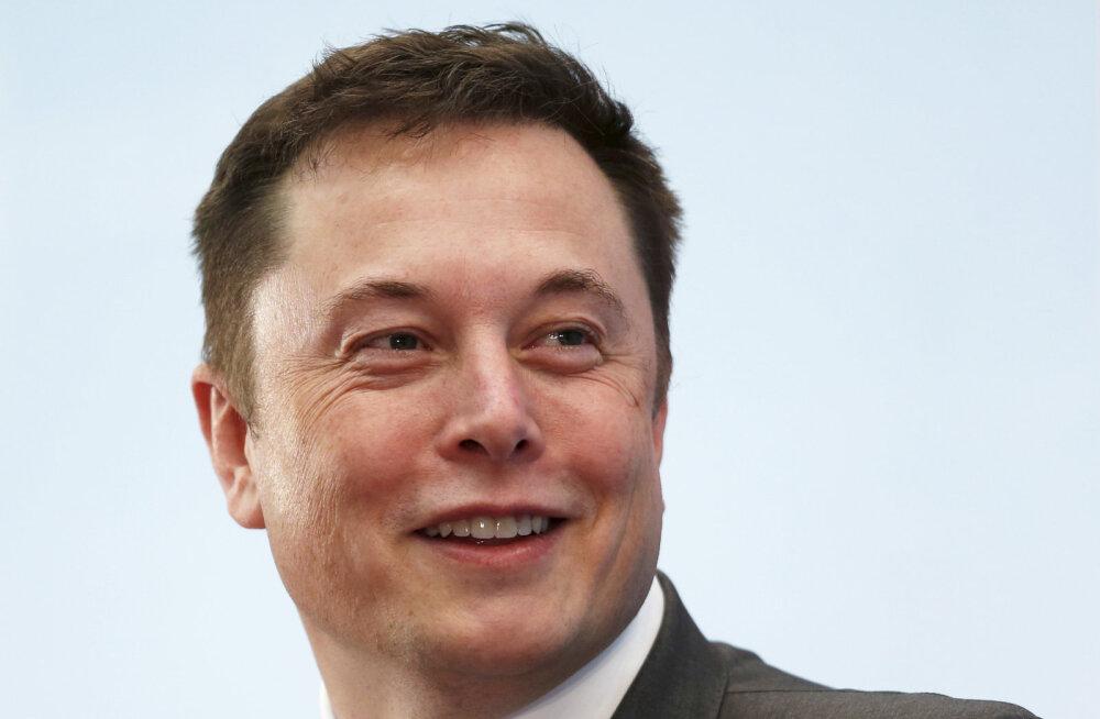 Elon Musk: kui nii edasi läheb, pole meist varsti robotitele enam mingit kasu