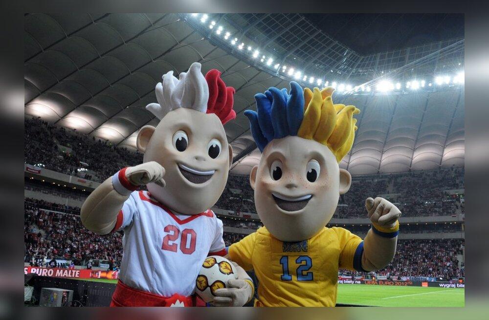 DELFI POOLAS: Unustamatu jalgpallipeo võti on Poola koondise käes