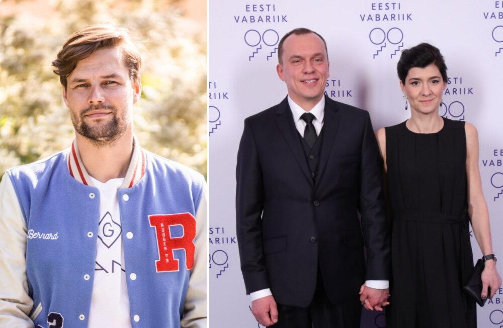 Kalle Pallingu uus silmarõõm teatas, et ta pole enam abielunaine