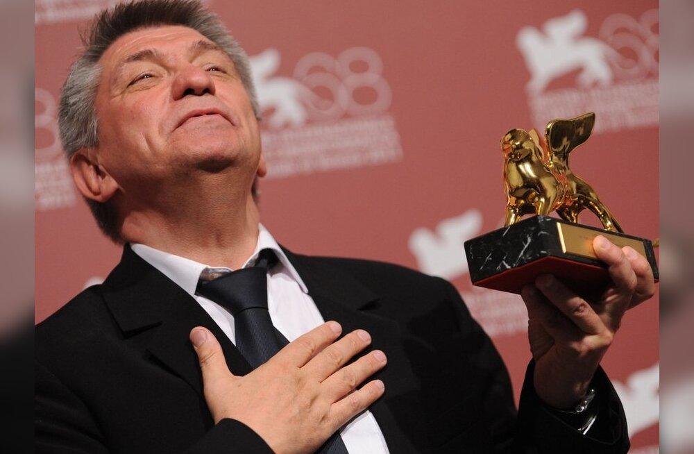 Venezia filmifestivali peapreemia võitis Aleksandr Sokurov