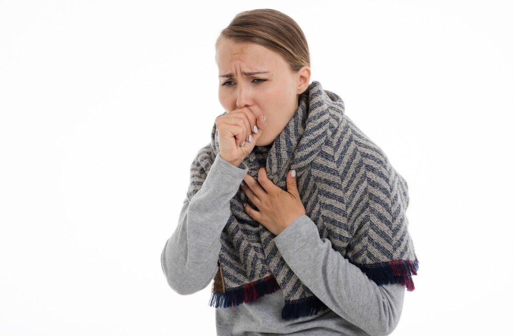 Kuidas kaitsta end aevastuse, köha või põiepõletiku korral?