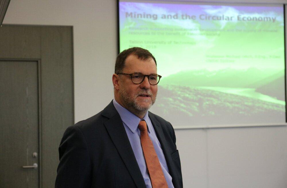 TTÜ geoloogia instituudi õpe võtab rahvusvahelise suuna