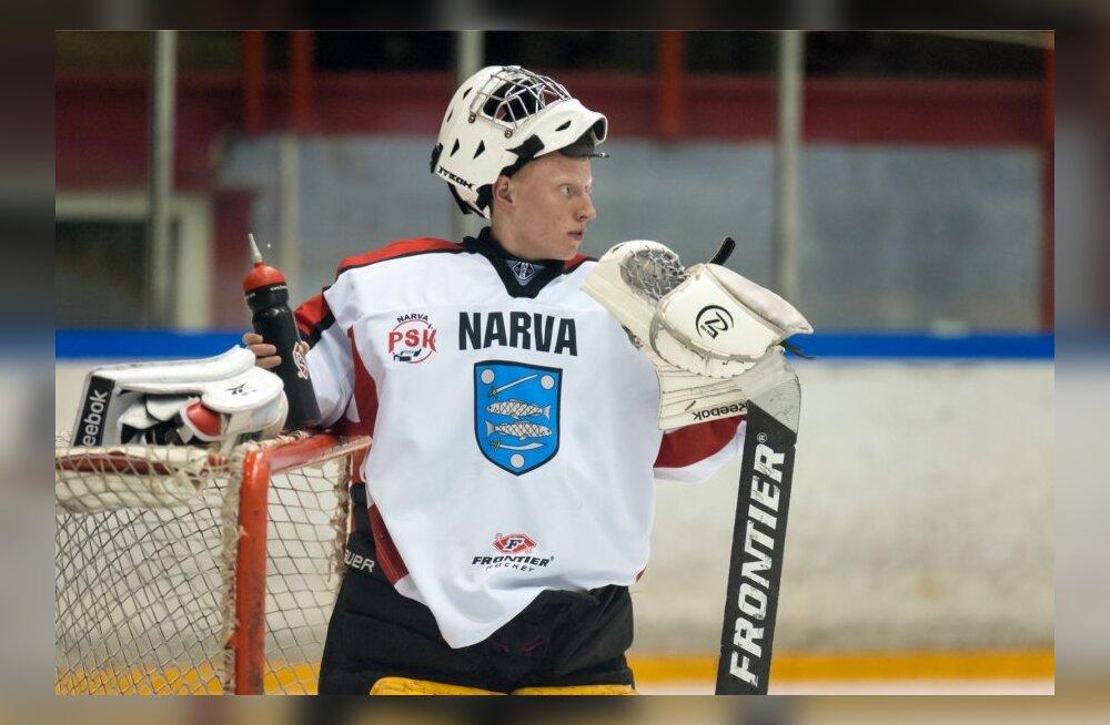 TWU Spartans vs Narva PSK (3:1)