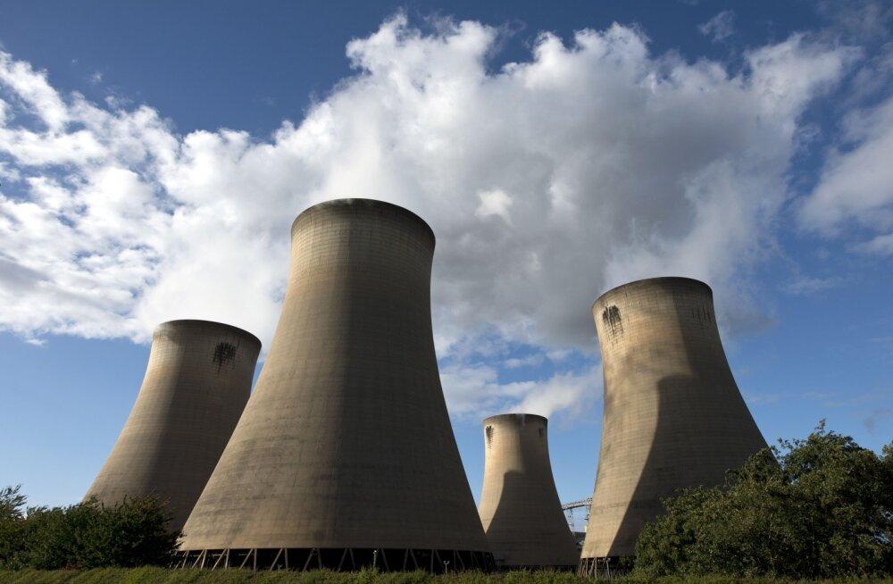 Suurbritannias möödus esmakordselt 140 aasta jooksul terve ööpäev ilma kivisöeelektrita