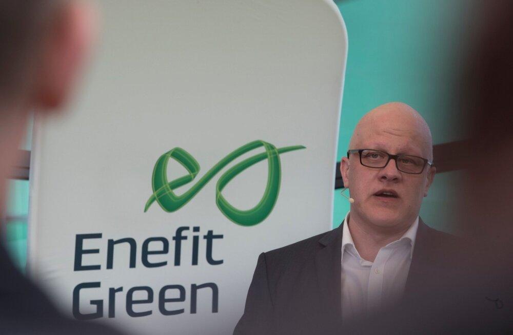 Malta keskkonnaminister Iru prügipõletuselektrijaamas