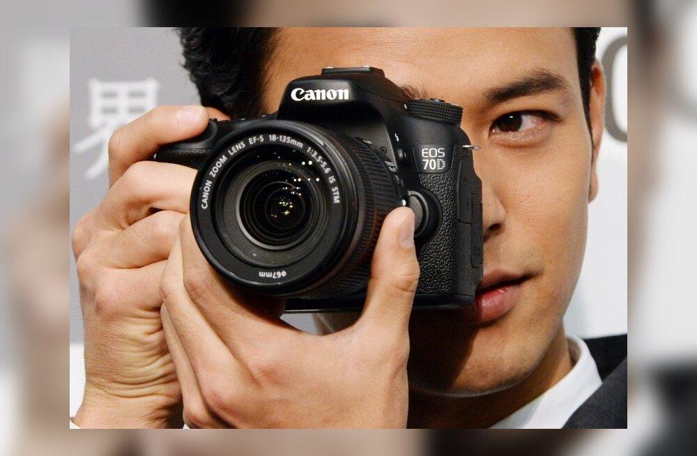 """Foto kvaliteet sõltub suuresti objektiivist – mida """"näeb"""" üks kaamera?"""