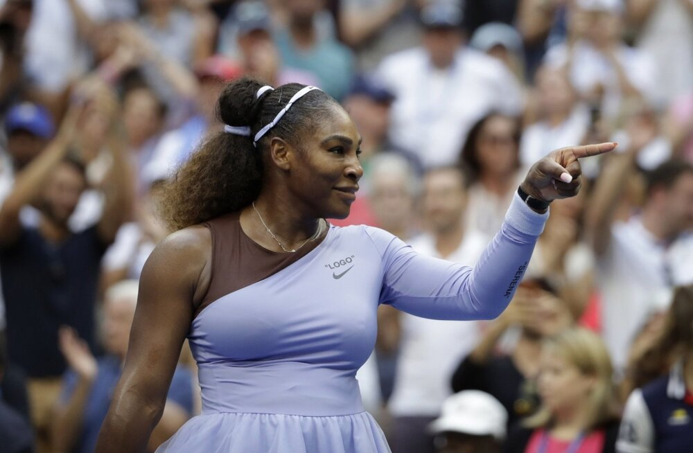 Serena Williams US Openil