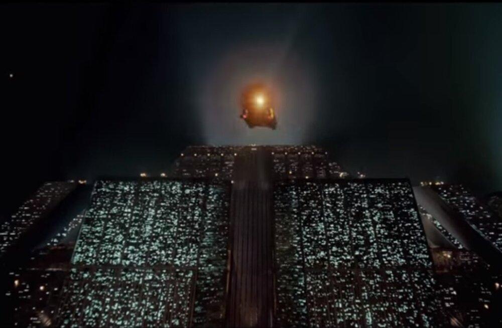 VIDEO: Kuidas Blade Runner vaatleb modernset inimest?