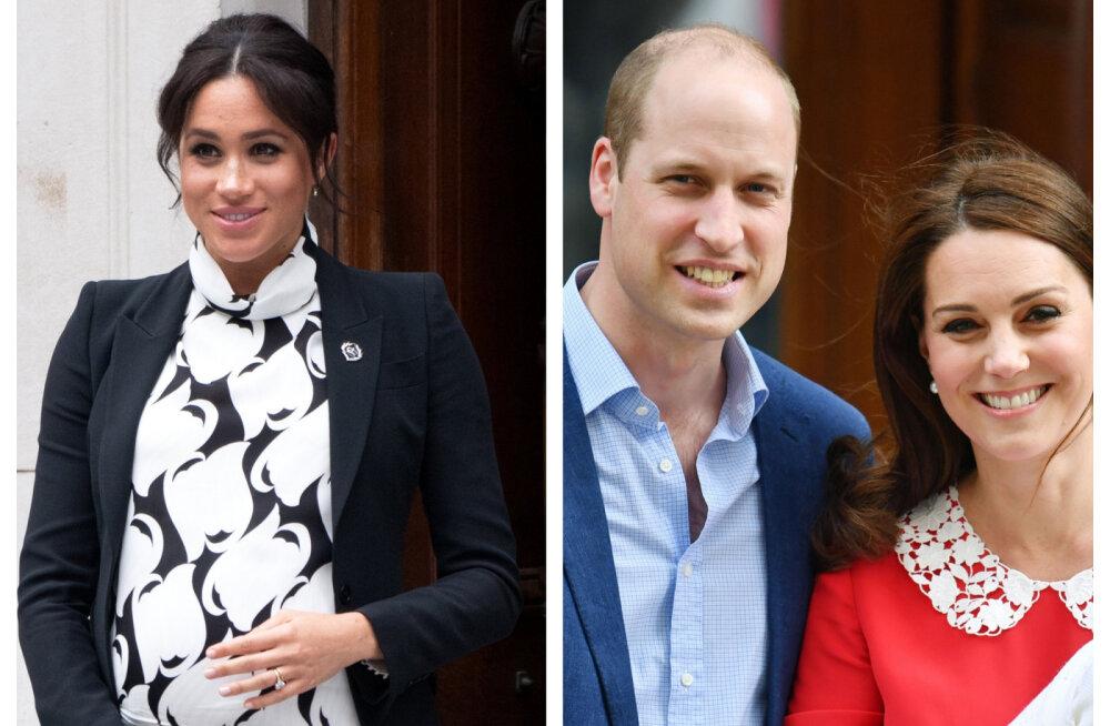 TOP 10   Mida teha varvastega ja mida selga tohib panna: kõige veidramad reeglid, mida kuninglikud seoses uue beebiga järgima peavad