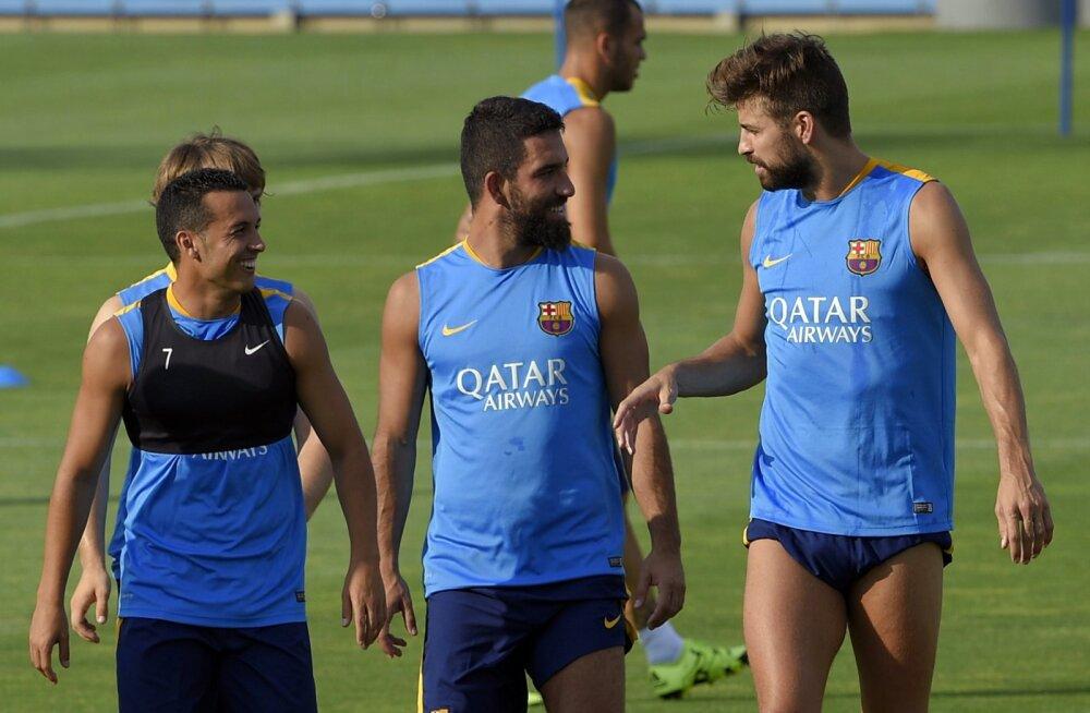 Barcelona ei laena klubi täiendusi välja