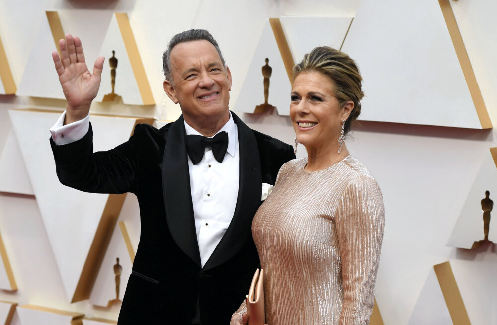 FOTO | Koroonasse haigestunud Tom Hanks näitas, milline ta olukord on: võtame ühe päeva korraga