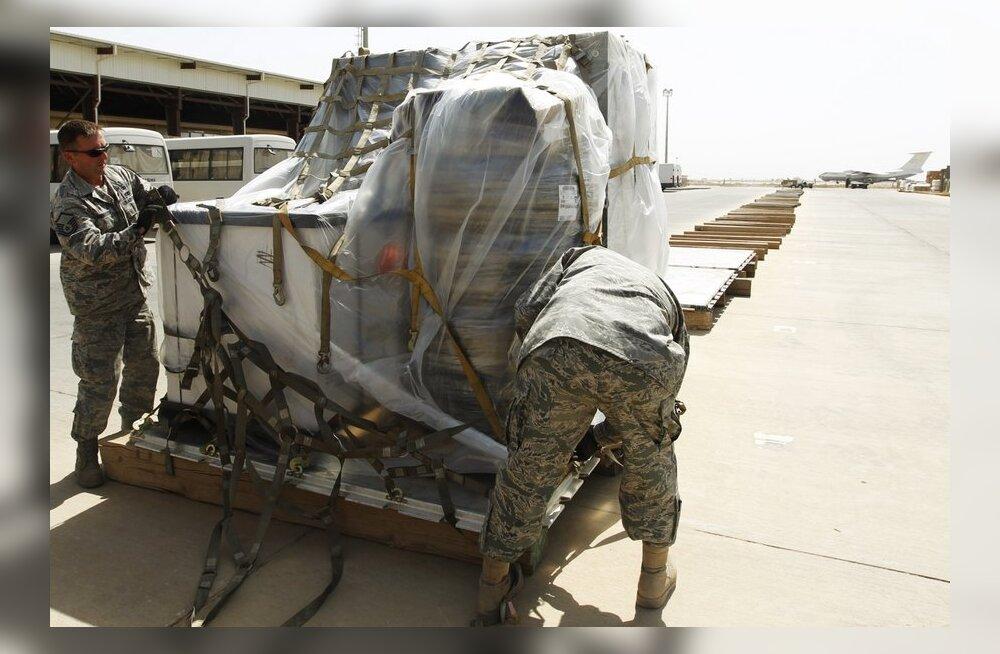 USA suur lennuväebaas läks Iraagi kontrolli alla