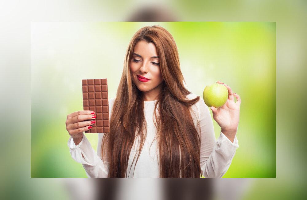 Kuidas avastada toitumisviis, mis aitab kaalust alla võtta?