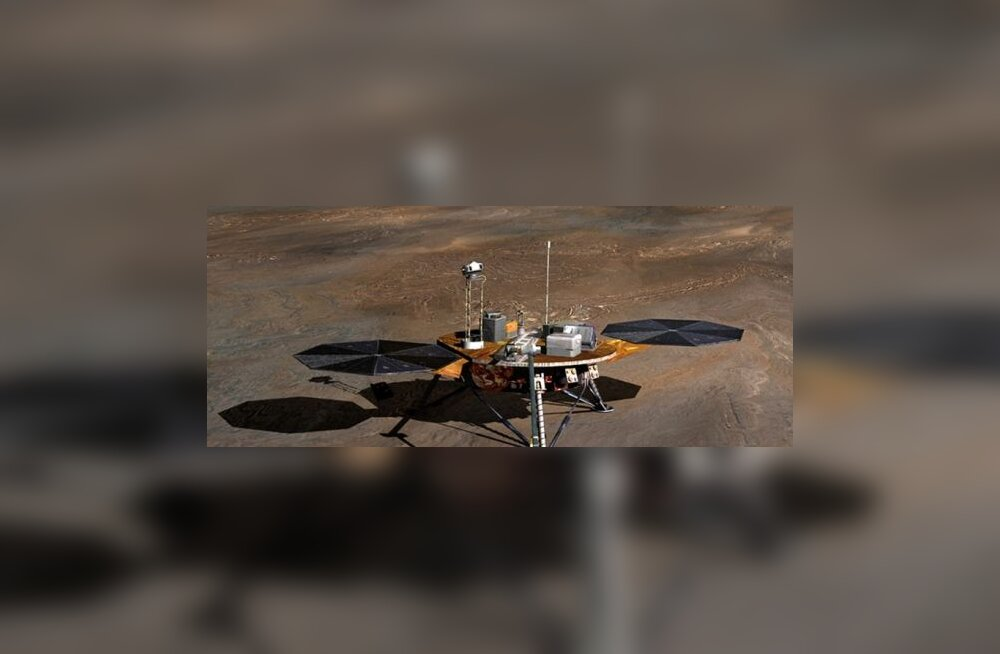 Marsil maandumine võis hävitada elu jäljed