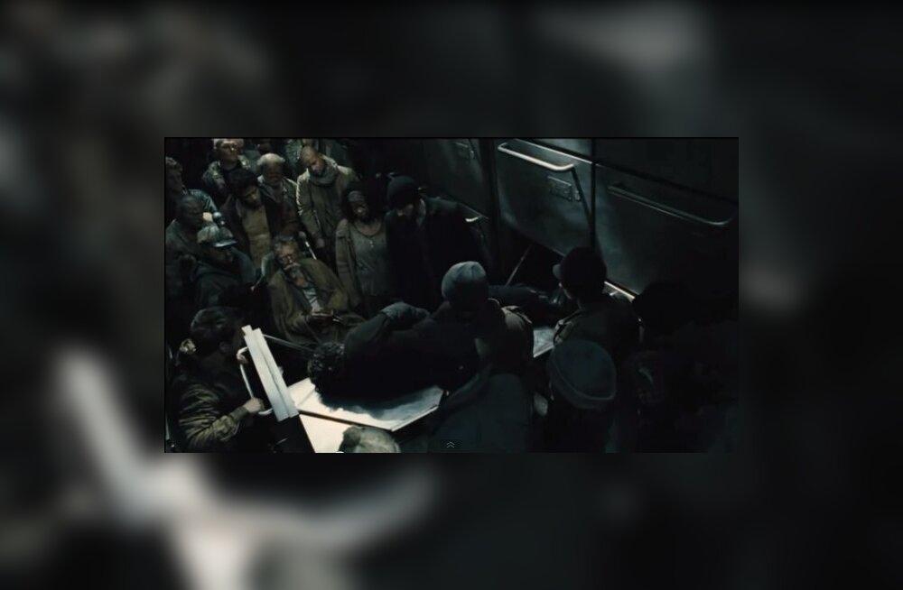 """FILMIARVUSTUS: """"Snowpiercer"""" — allegooriline meistriteo, kus on olemas ka pikad lihakirve stseenid"""