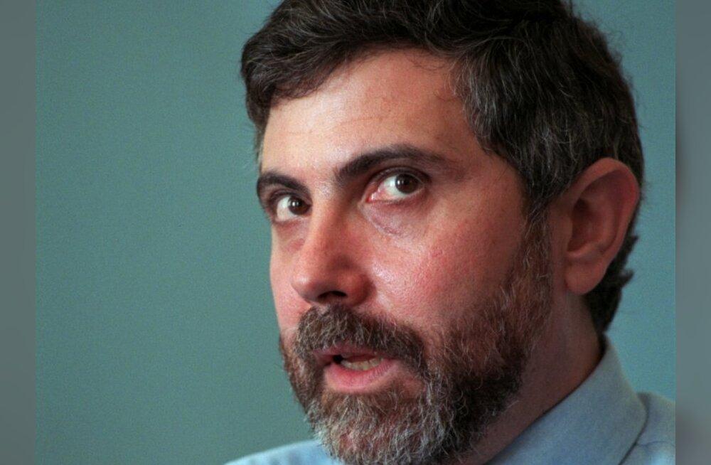 Paul Krugman: eurosüsteemis on fundamentaalsed vead