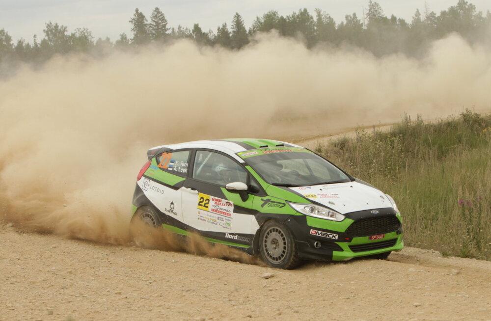 Eesti autoralli meistrivõistlused algavad sel nädalavahetusel Aluksnes