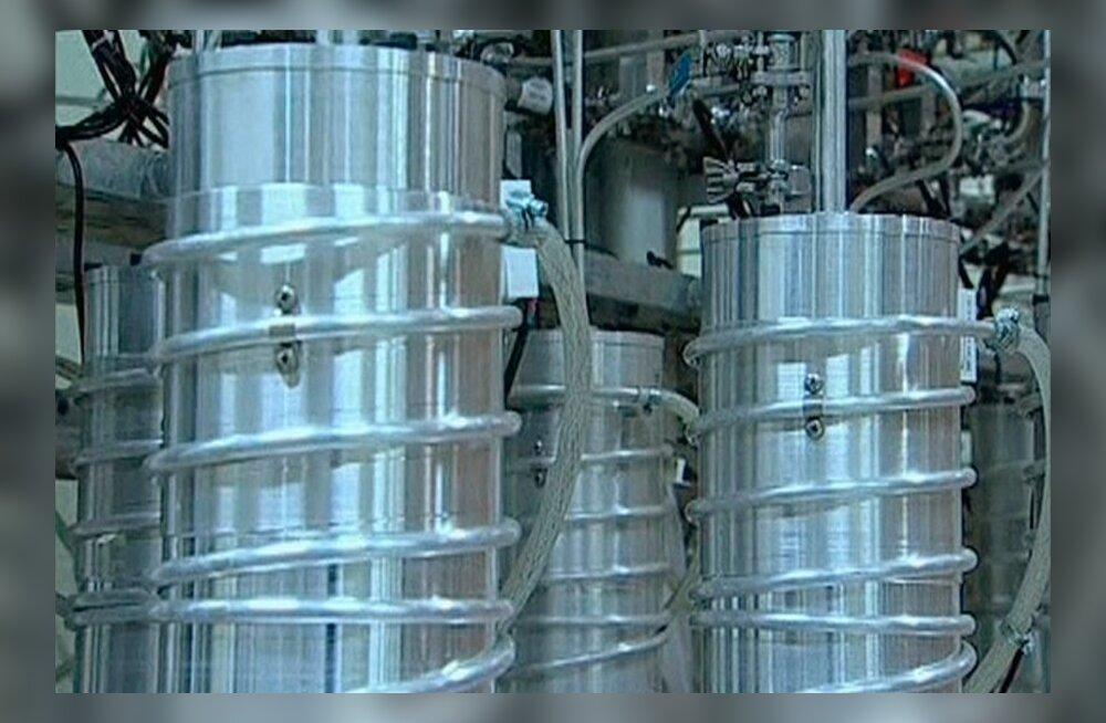 IAEA: Iraan on kiirendanud uraani rikastamist