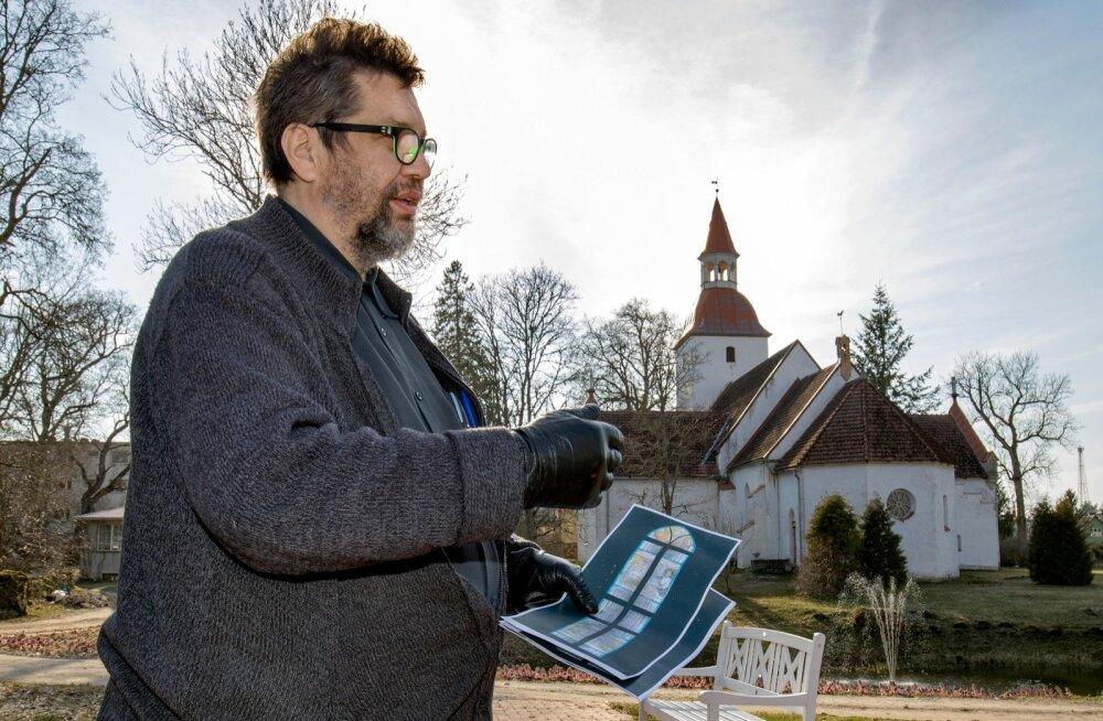 EELK Kuusalu Laurentsiuse koguduse õpetaja Jaanus Jalakas