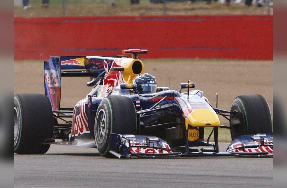 Vettelist sai kõigi aegade noorim F1 maailmameister